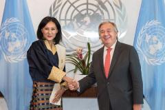 Ambassador Doma Tshering