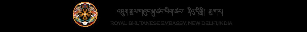Royal Bhutanese Embassy New Delhi