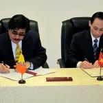 Establishment of Diplomatic Relation with Vietnam