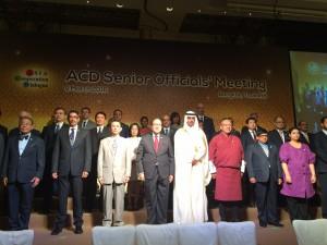 Senior Officials' Meeting