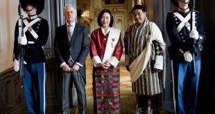 Ambassadør Fr. Pema Choden, Bhutan (Bruxelles)(foto: Keld Navntoft/Scanpix 2017)
