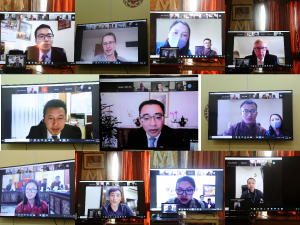 Online Workshop on Conference Diplomacy and Multilateral Negotiation, by the UNITAR